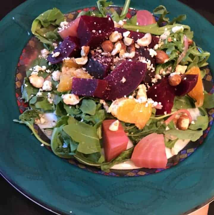 Sweet and Tangy Beet Salad