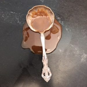 Spoonful of dark roux