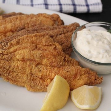 Fried Catfish Filets