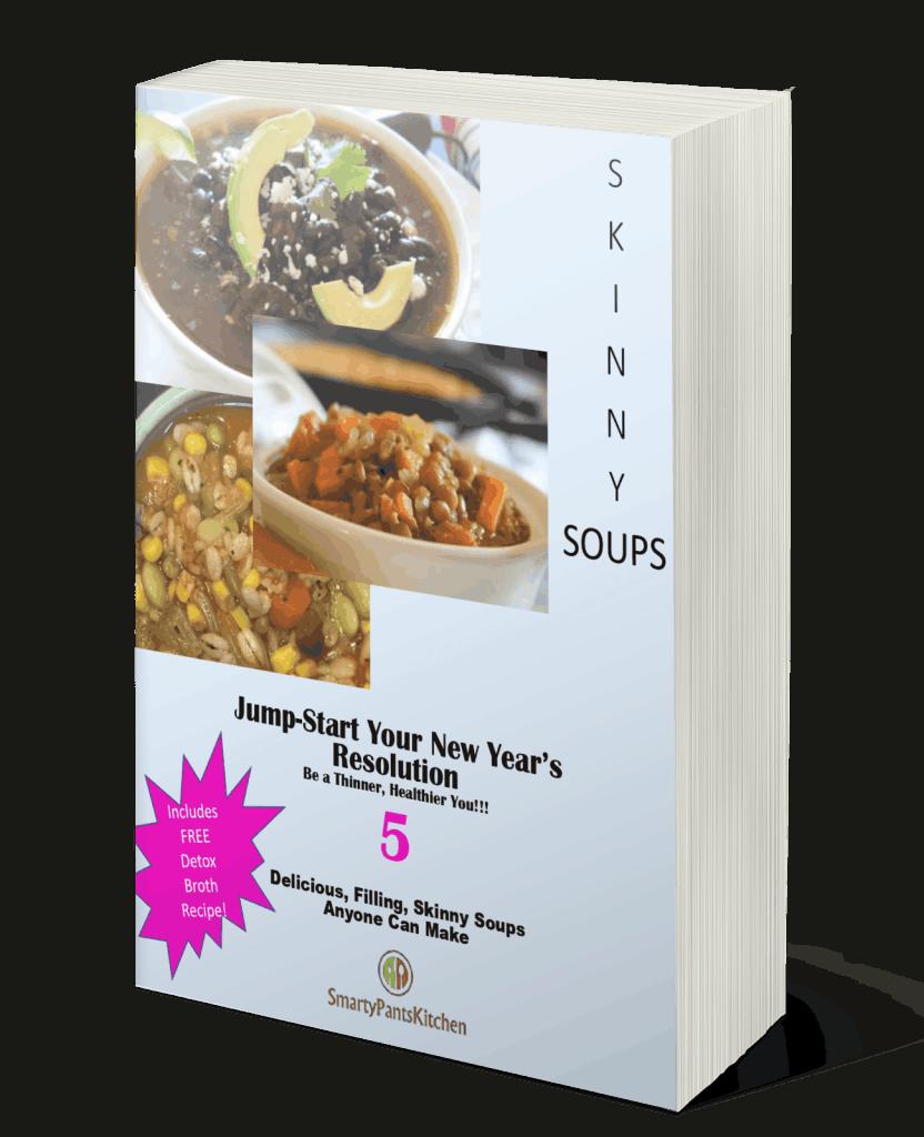 Skinny Soup Recipe Book