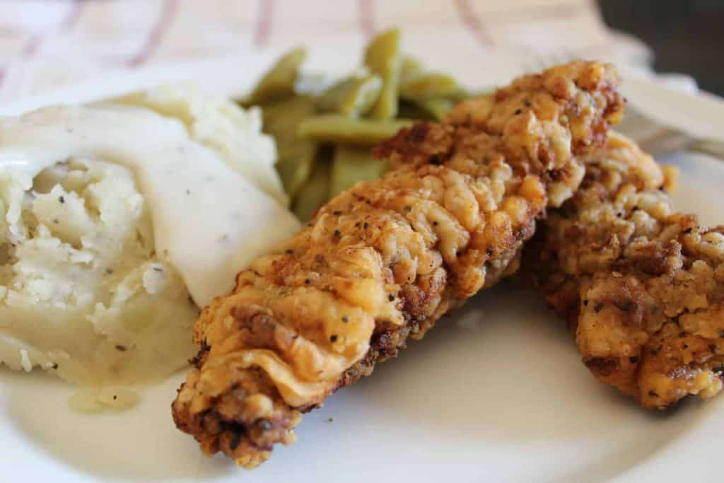 Best Southern Chicken Fried Steak Recipe