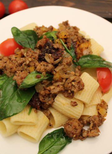 Italian Skillet Supper