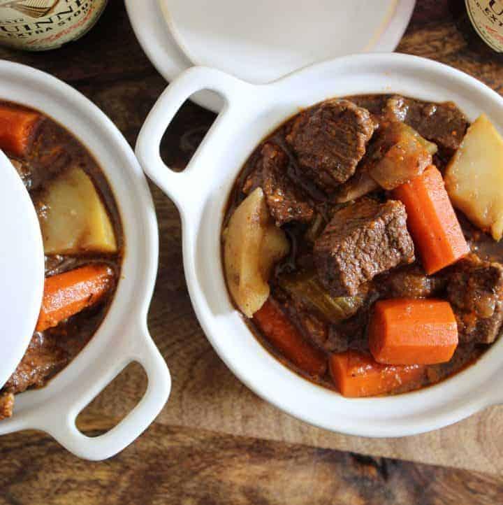 Irish-American Guinness Stew