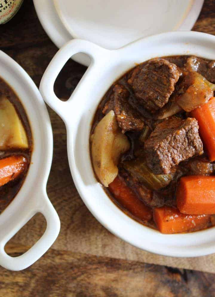 Irish-American Guinness Stew