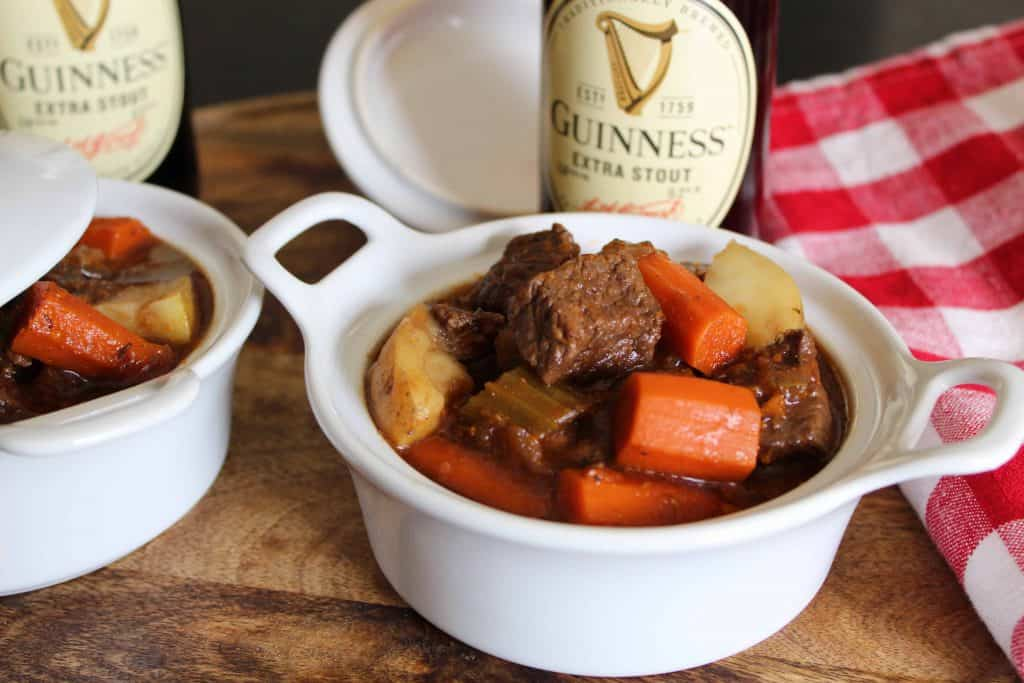 Irish American Guinness Stew