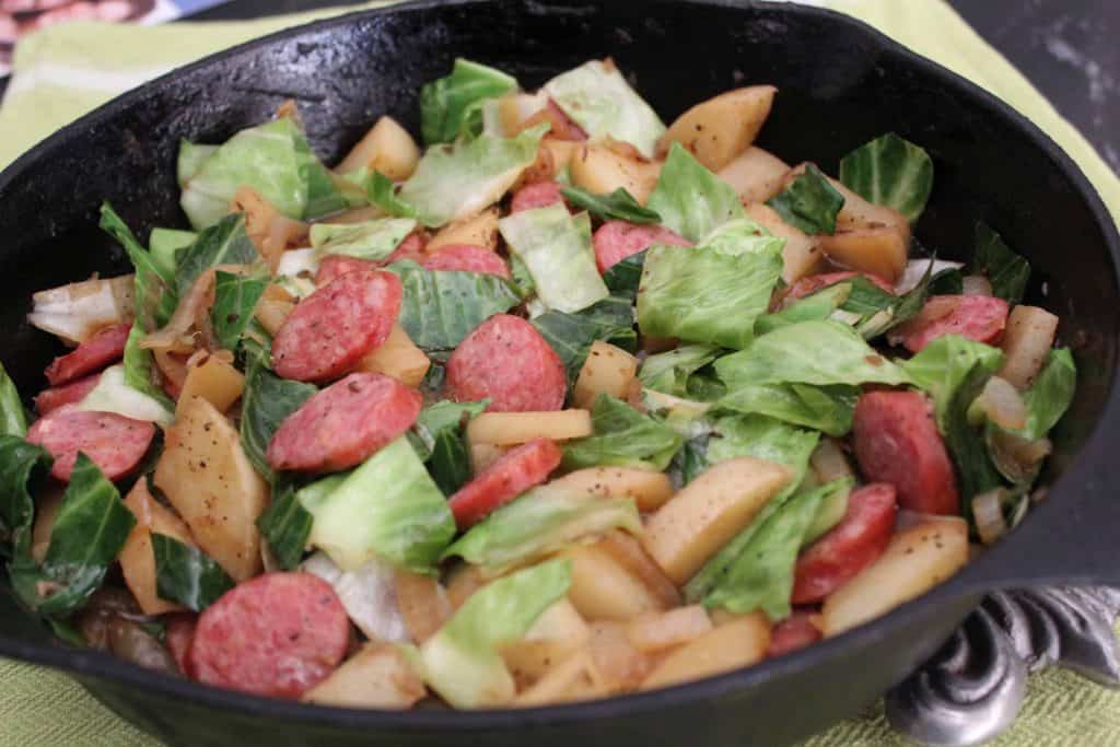 Pennsylvania Dutch Skillet Supper