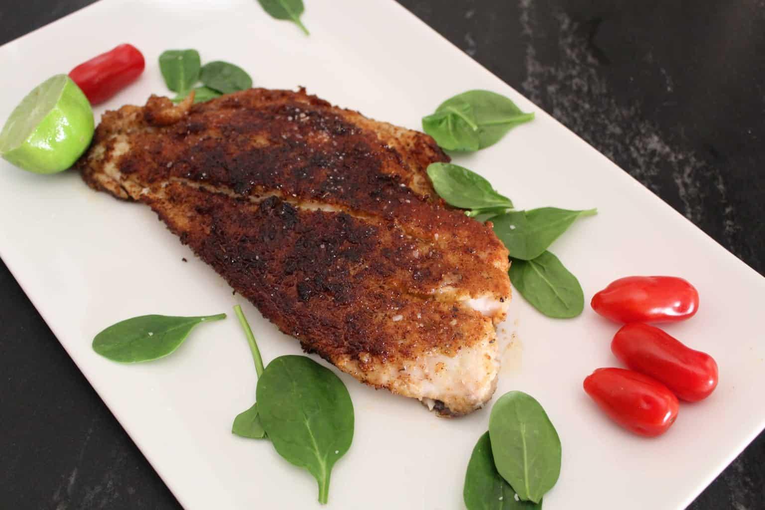 Pan Fried Trout Recipe