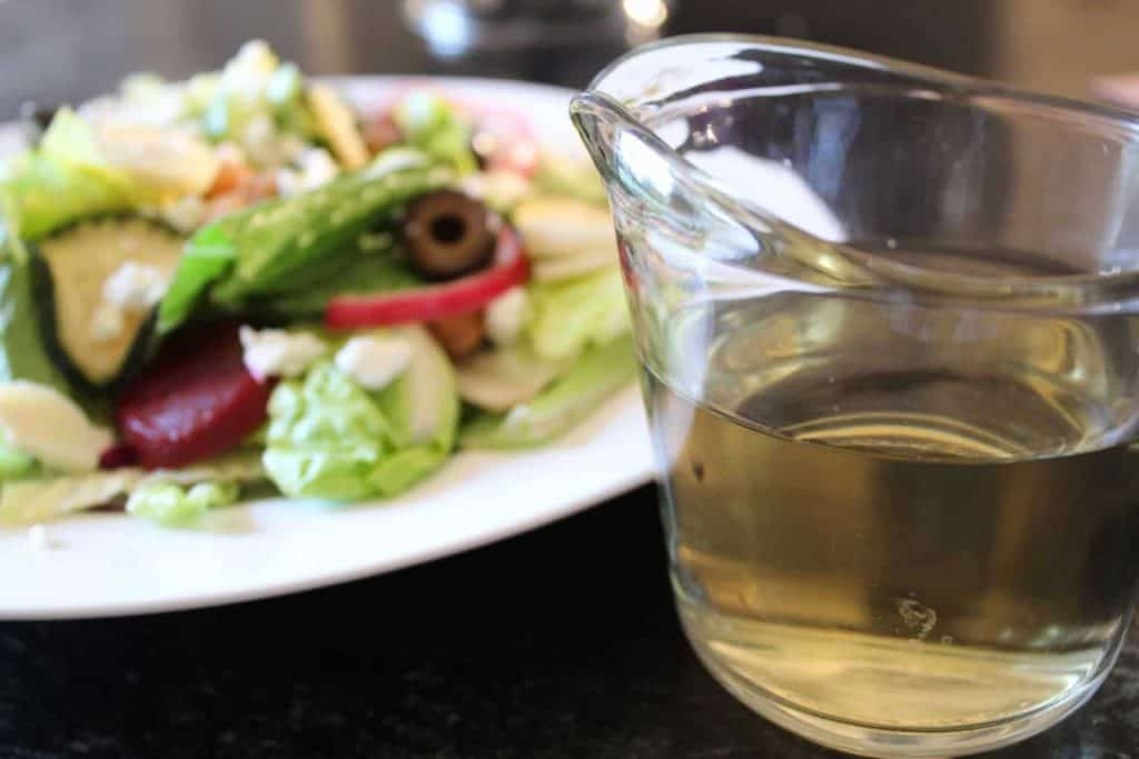 Sweet and Tangy All Purpose Salad Dressing