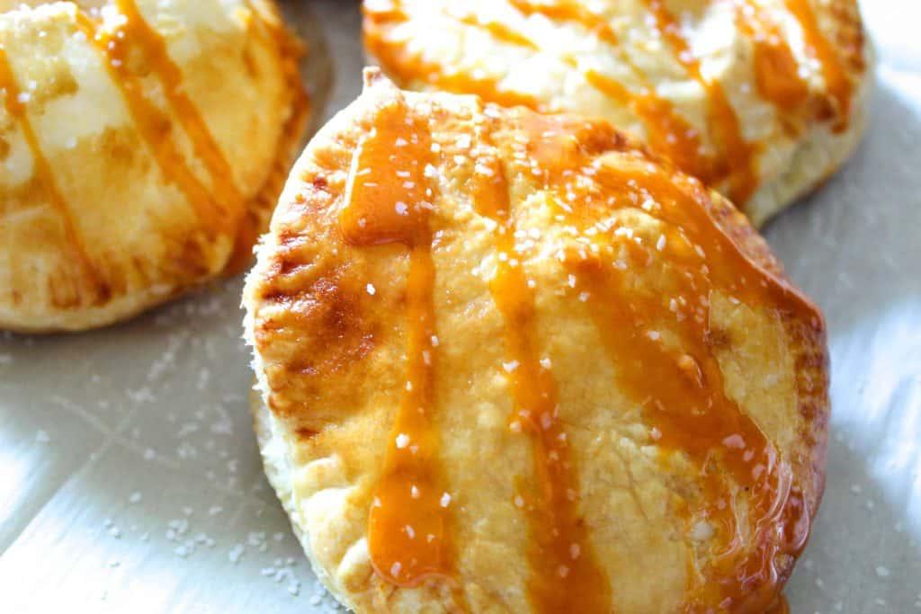 Puff Pastry Hand Pie