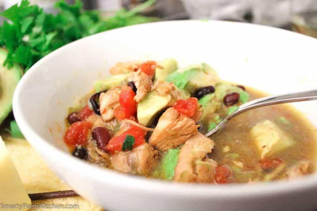 Restaurant Quality Tortilla Soup